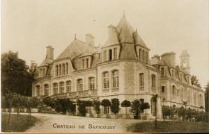 Sapicourt - Chateau