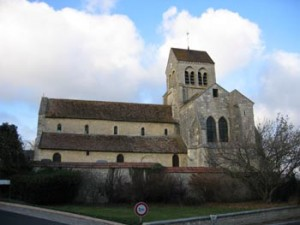Cote eglise rosnay