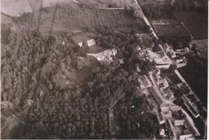 eglise et chateau avant destruction (Copier)