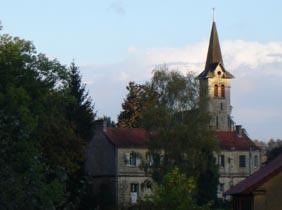 Eglise Orangerie