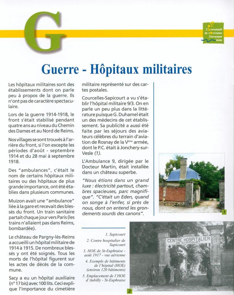Hopitaux