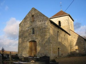 Eglise branscourt