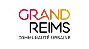 Logo de la communauté urbaine du Grand-Reims